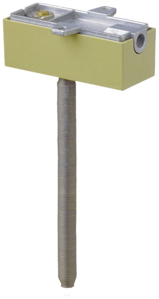 Pneumatic sash sensor