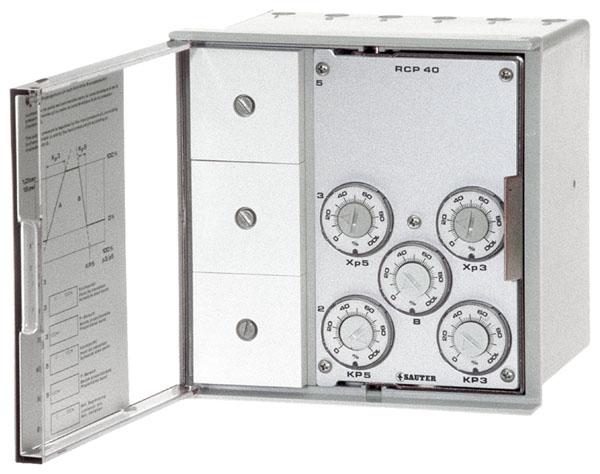 Damper control unit