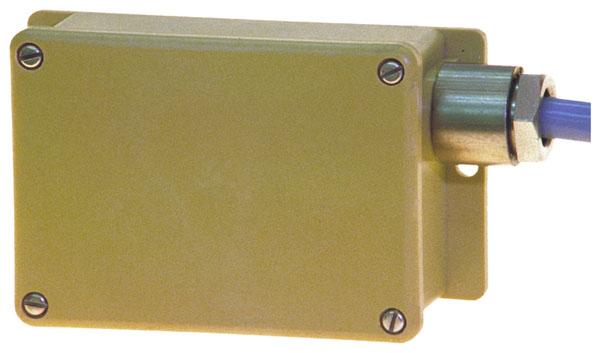 Position alarm/transmitter