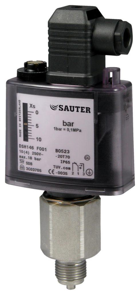 Specially designed pressure limiter