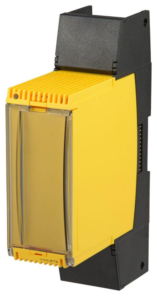I/O module, analogue outputs, universal and digital inputs, modu572