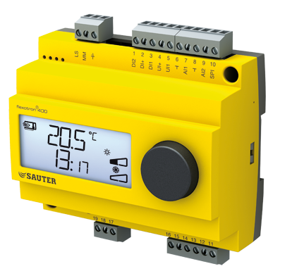 Electronic controller for simple applications, flexotron400