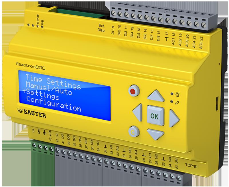 Universal Contr. flexotron800 V2