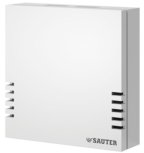 Room transducer, CO<sub>2</sub>, surface-mounted